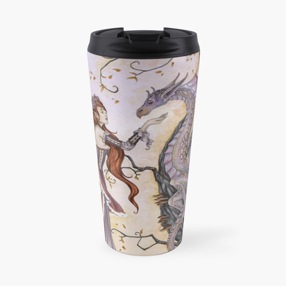The Dragon Charmer Travel Mug