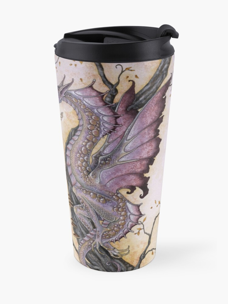 Alternate view of The Dragon Charmer Travel Mug