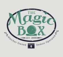The Magic Box | Unisex T-Shirt