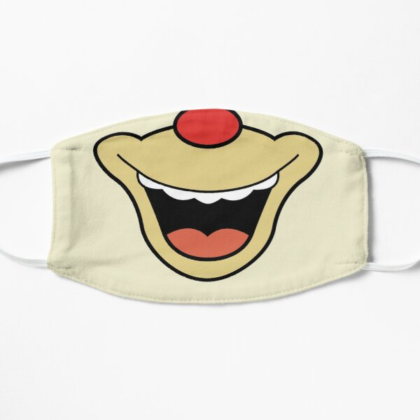 Krusty Mask Flat Mask