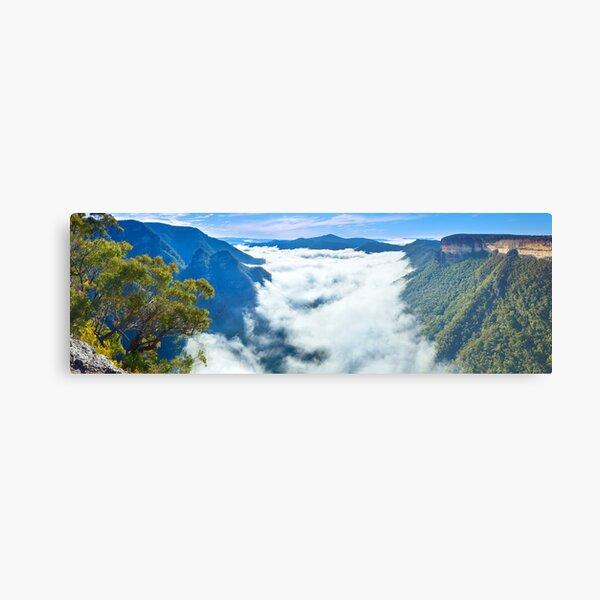Kanangra Valley, Kanangra-Boyd National Park, New South Wales, Australia Metal Print