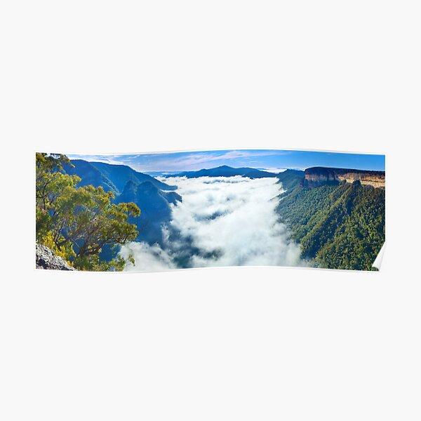 Kanangra Valley, Kanangra-Boyd National Park, New South Wales, Australia Poster
