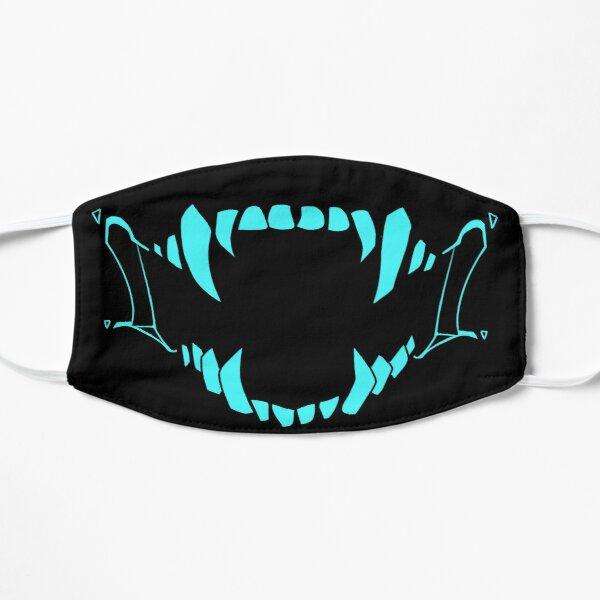 Neon Teeth Face Mask Mask