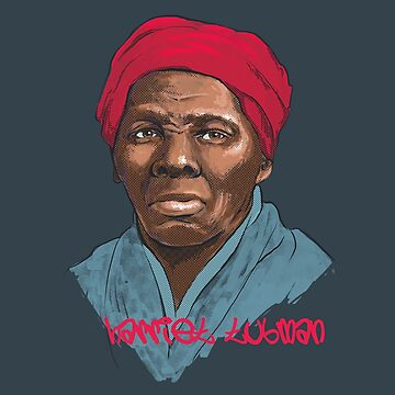 Harriet Tubman - American Hero by coriredford