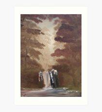 """Rustic Fall 2""  by Carter L. Shepard Art Print"