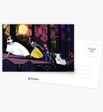 Into the Woods Postcards