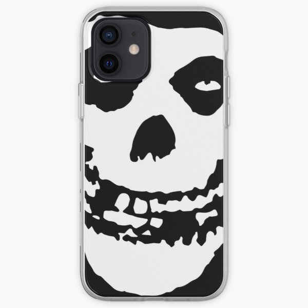 The Misfit Skull iPhone Soft Case