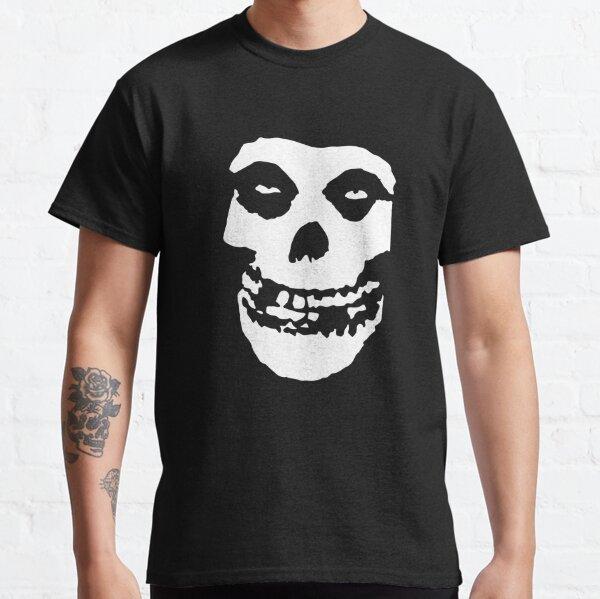 The Misfit Skull Classic T-Shirt
