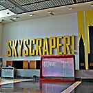 The Skyscraper Exhibit Entrance At the Liberty Science Center, Jersey City NJ by Jane Neill-Hancock