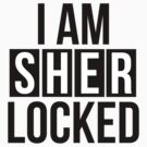 Sherlocked - black text by sstilinski