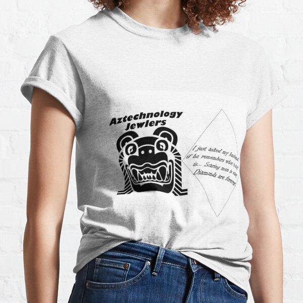 Aztechnology Jewlers Classic T-Shirt
