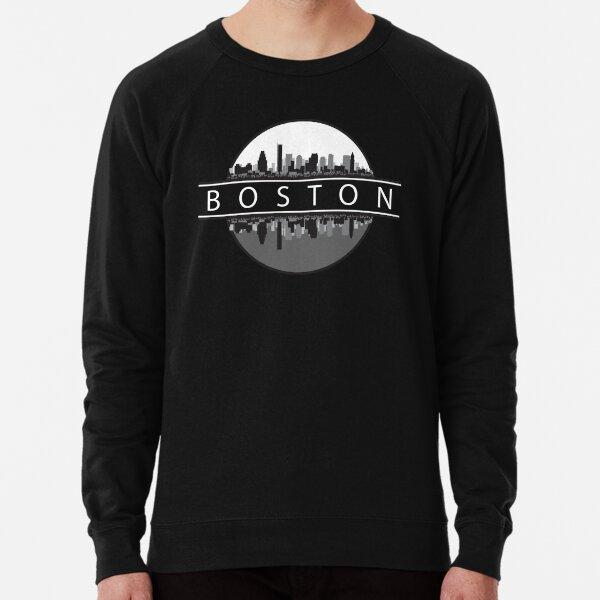 Boston Massachusetts Lightweight Sweatshirt
