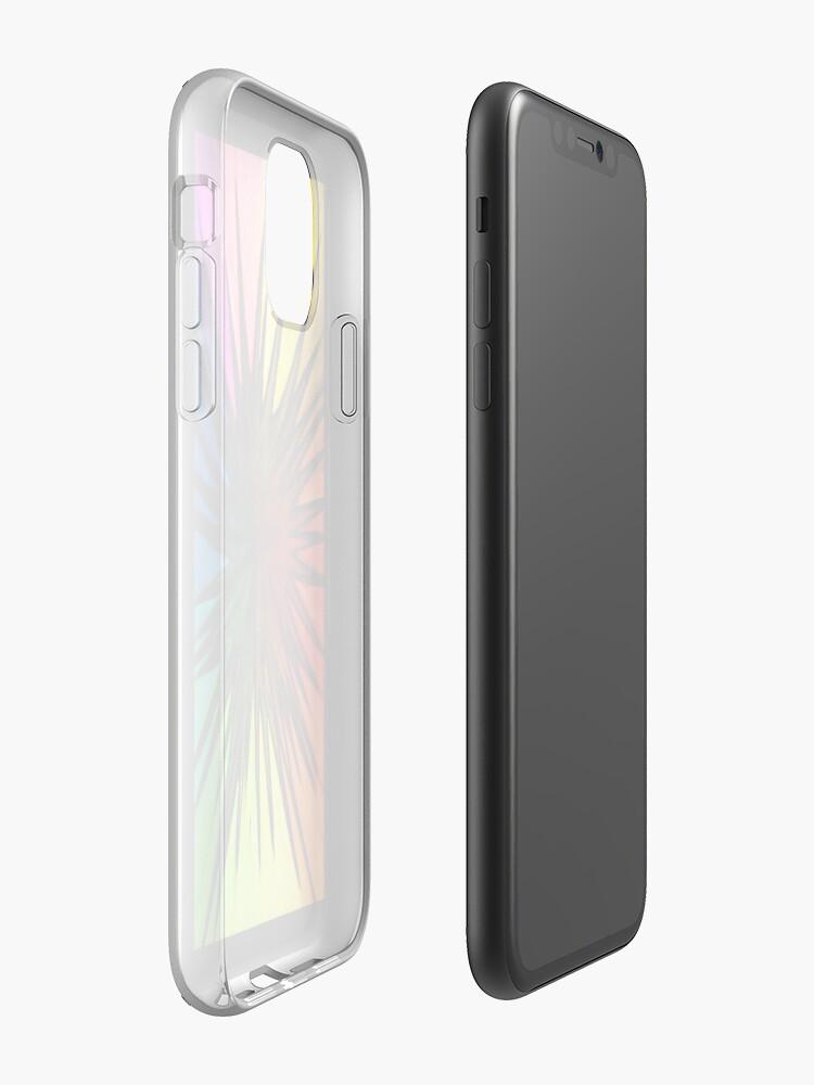 "Alternate view of ""Rainbow Splat"" - phone iPhone Case & Cover"