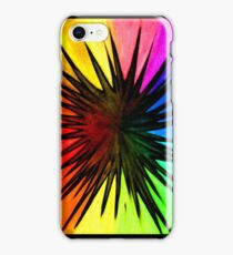 """Rainbow Splat"" - phone iPhone Case/Skin"