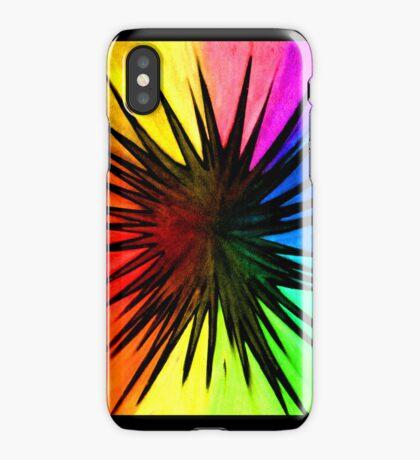 """Rainbow Splat"" - phone iPhone Case"