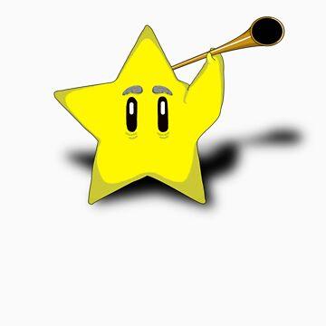 Deaf Star by staticfx