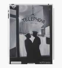 Telephone iPad Case/Skin