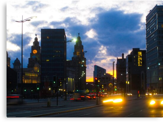 Liverpool Night by Tim Topping