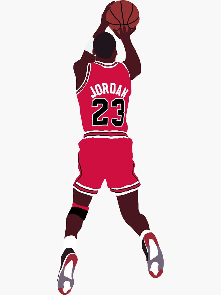 Michael Jordan  by athleteart20