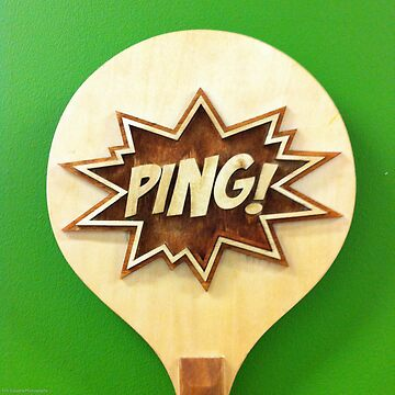 Pong by timtopping