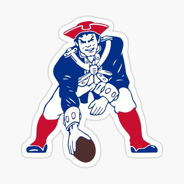 Patriots-new england  Sticker