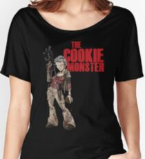 The Cookie Monster Women's Relaxed Fit T-Shirt
