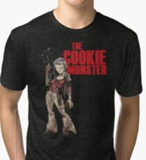 The Cookie Monster Tri-blend T-Shirt
