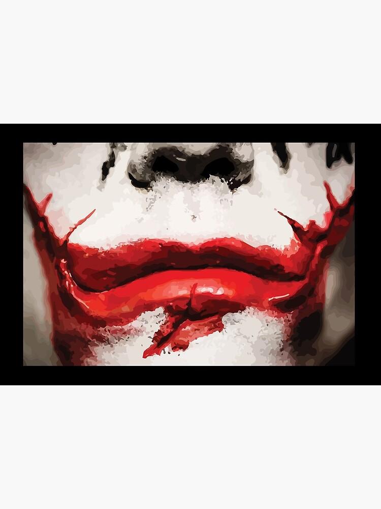 Clown Scars by -headlikeanegg-
