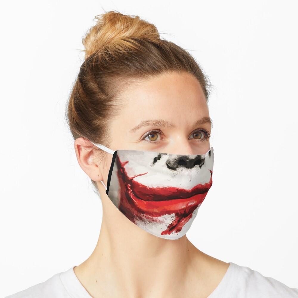 Clown Scars Mask