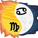Virgo Sun, Cancer Moon by SamoyedOfValor