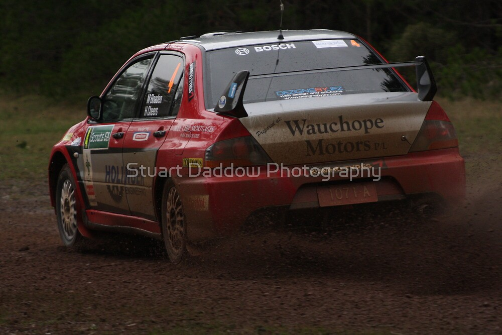 Scouts Rally SA 2012 Day 1 by Stuart Daddow Photography