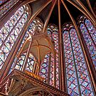 St Chapelle by S T