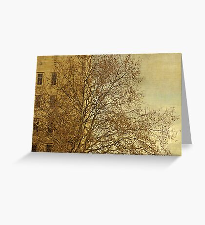 Urban Greeting Card