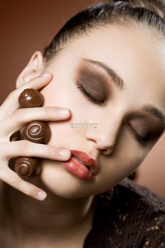 My chocolate sin. by exvivo