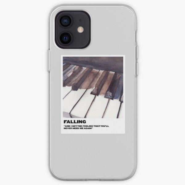 falling polaroid iPhone Soft Case