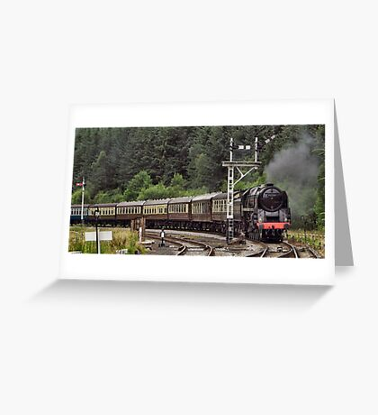 92214 Cock O' The North Greeting Card