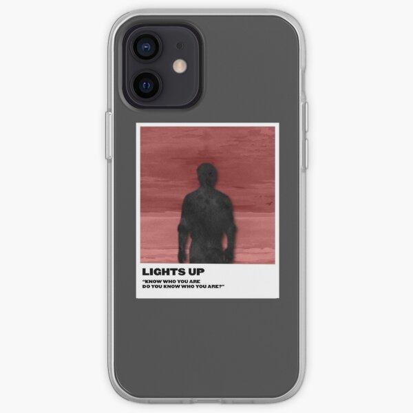 lights up polaroid iPhone Soft Case