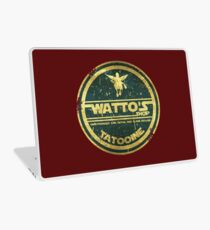 WATTO' S SHOP TATOOINE  Laptop Skin