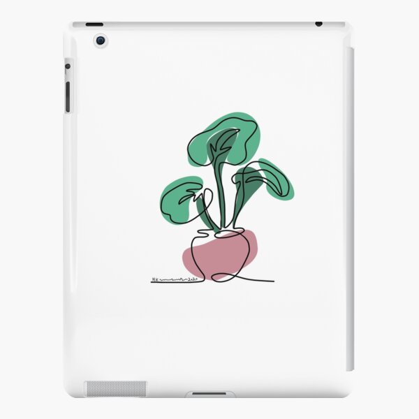 Potted plant  iPad Snap Case