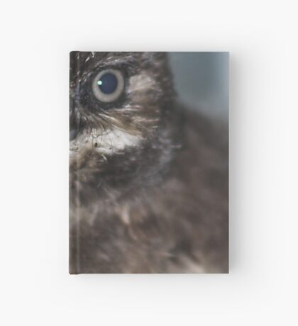 Burrowing Owlet Hardcover Journal