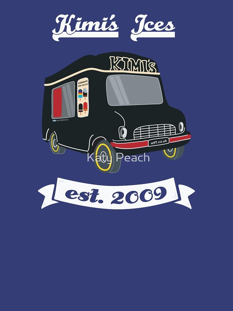 Kimi's Ices | Unisex T-Shirt