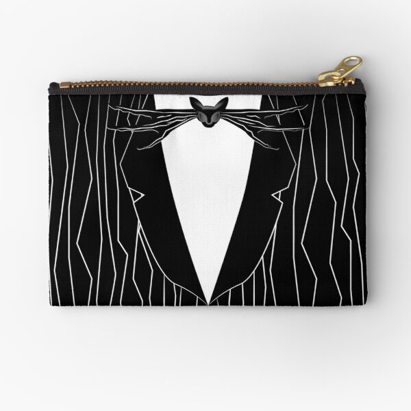 Nightmare Before Christmas Suite Zipper Pouch