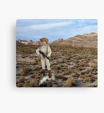 Aussie Joe Canvas Print
