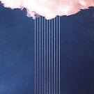 Rain by sublimenation