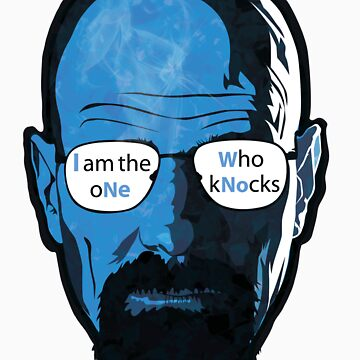 Heisenberg Knock by Zombieflask