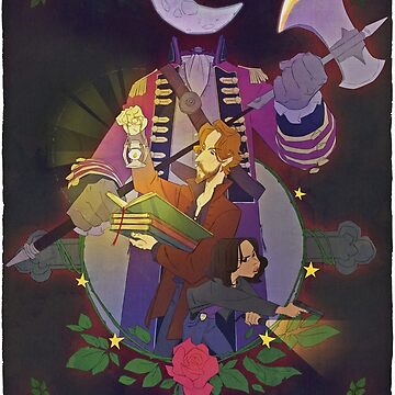 Sleepy Hollow - Abbie and Crane  by tumblebuggie