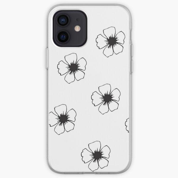 Daisy Doodles iPhone Soft Case