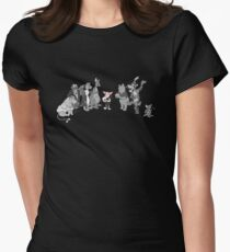 Piglet: A Tragedy Women's Fitted T-Shirt