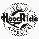 Hoodride seal of Approval by thatstickerguy