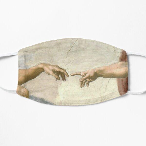 la création du masque de doigts adam Masque sans plis